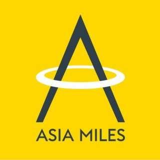 |有意請inbox |Asia Miles 亞洲萬里通|有大量里數。0.105/里起|hndiov15ndibyvt3
