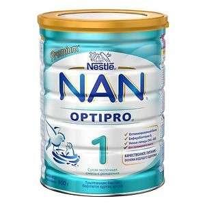 2 tins Nan optipro 1