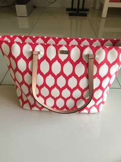 Kate Spade Lemonade Bag