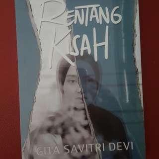 Rentang Kisah Gita Savitri