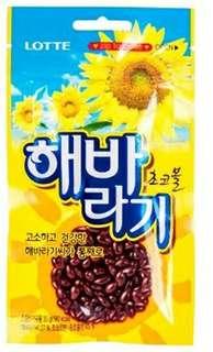 🚚 葵花子巧克力 30g*30包