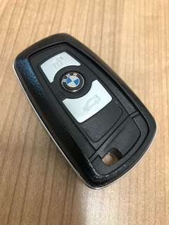 BMW remote key hard leather cover. Thin and sleek. Luxury accessories. Condition 10/10. Remote not included.