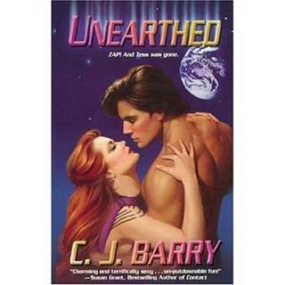 eBook - Unearthed by C. J. Barry