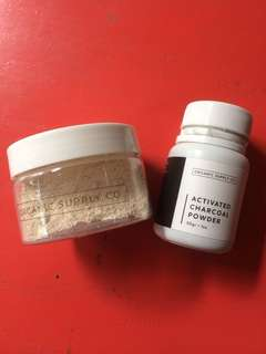 Detox Clay Mask Organic Supply Co.