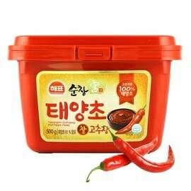 🚚 SAJO韓式辣椒醬(500g)