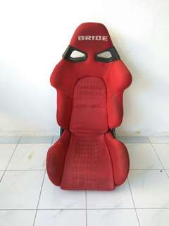 Bride seat cuga semi bucket