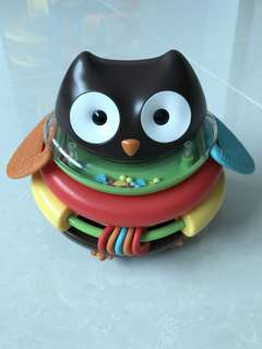 Skip Hop Explore and More Rocking Owl Stacker