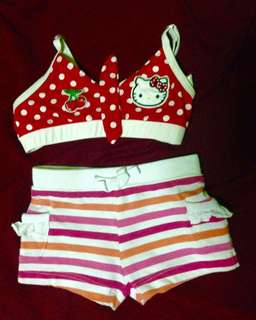 Infant swim wear Set