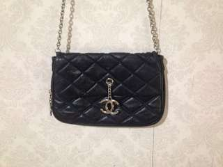Chanel flap bag serial ultra expandable chain