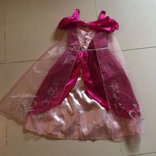 Sleeping Beauty Gown