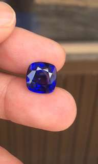 5.52ct unheated Seril Lanka Royal blue sapphire for Pendent / Ring