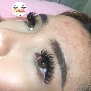Eyelash extension 200k free sisir eyelash