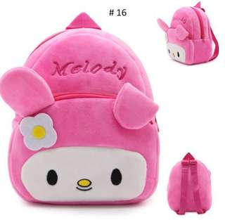 Kid Backpack 2 to 5 year old