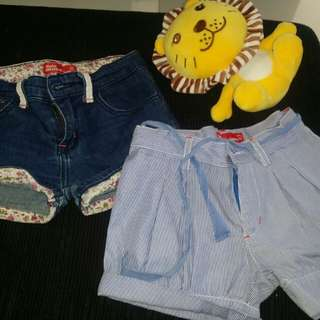 Mossimo shorts for kids ( girl§ )