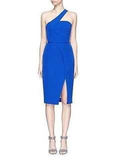 Nicholas cobalt blue dress size 6