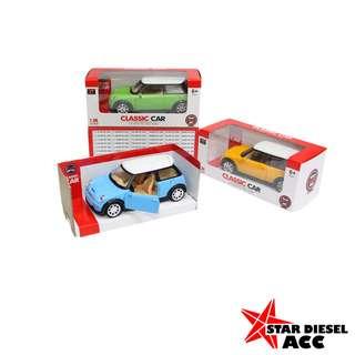 S-D Parfum Diecast Mobil Mini Cooper