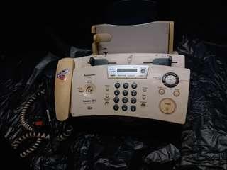 絕版fax機