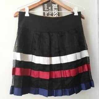 G2000 Striped Skirt