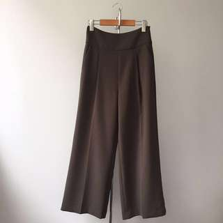 Wilfred high-rise trousers