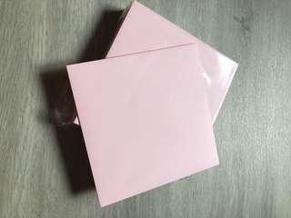Square Envelopes 158mmx158mm