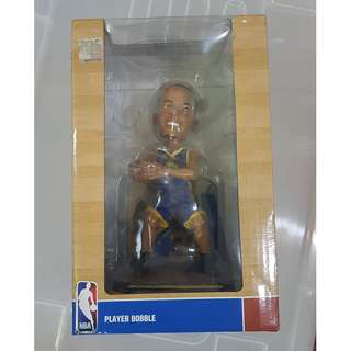 Limited edition Steph Curry bobble head with free SlamCurry CP3 poster