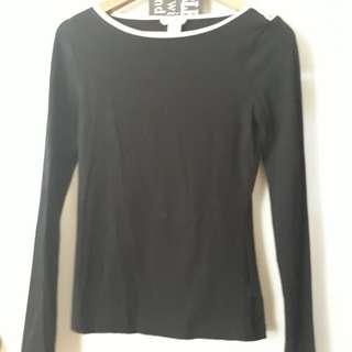 H&M Pima Cotton Long Sleeves