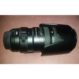 Tamron 70-200mm Lens for Canon