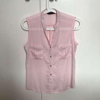 SALE! SM Woman Pink Sleeveless