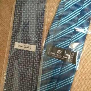 🚚 皮爾卡登領帶×2