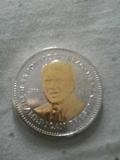 Ronald Reagan 1984 AA Double Eagle Presidential Commemorative Coin