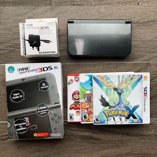 'New' Nintendo 3DS XL (Latest Generation)