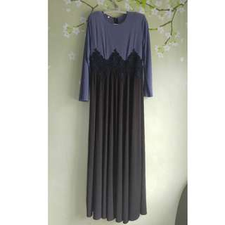 Maxi Dress Lycra