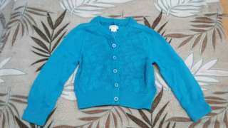 Pre-loved blue cardigan
