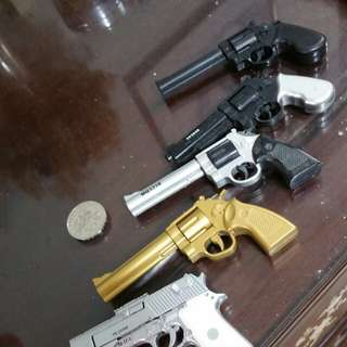 Toy gun 4 pcs together 1 Lots