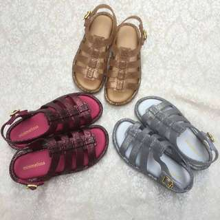 Mini Melissa Jelly kids Shoe