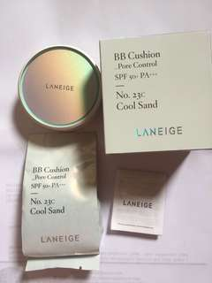 Laneige BB Cushion Pore Control No.23C