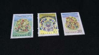 CHINA STAMPS ( MINT )