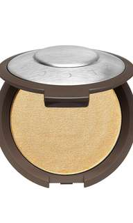BECCA shimmering skin perfector pressed highlighter in Prosecco Pop