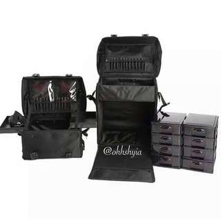 Professional Makeup Bag Set 2 in 1
