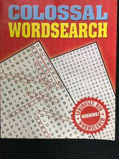 Colossal WordSearch