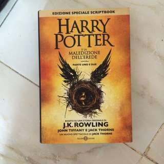 harry potter import book