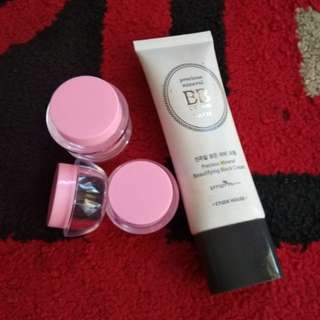 Share in jar etude bb cream matte