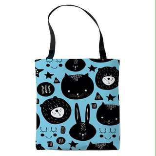 Graphic ToTe Bag Collection