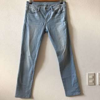 Uniqlo Straight Cut Jeans