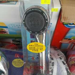 Fion Deluxe Shower 脈沖式5速按摩花灑頭(銀色)