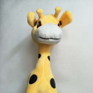 Cute sofa giraffe toy