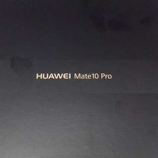 Original Brand New Huawei Mate 10 Pro 6+128gb Dual Sim. BLUE COLOR