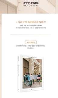 Wannaone Photobook Essay