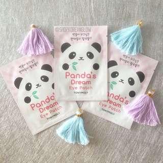 Tony Moly Panda's Dream Eye Patch Set of 3