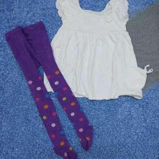 3 years - Kids Cloth Shirt Dress Baby Girl Boy